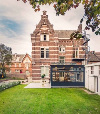 Boutique Hotel 't Huys van Steyns: buitenkant